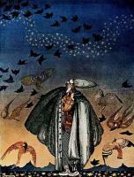 Кей Нильсен. Иллюстрация к  сказке  На восток от солнца, на запад от луны 20