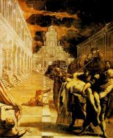 Якопо Тинторетто. Кража метрвого тела Святого Марка