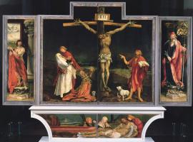 Sengeysky the altar. The crucifixion