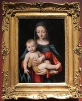 Бернардино Луини. Madonna col bambino
