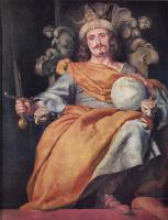 Алонсо Кано. Портрет испанского короля