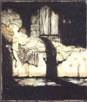 Артур Рэкхэм. Спящая красавица