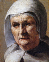 Герард Терборх. Старуха