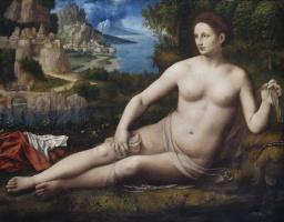 Бернардино Луини. Венера