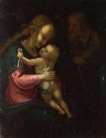 Итальянский. Святое семейство