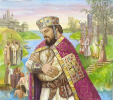 Vitaly Vasilevich Dudarenko. Князь Владимир