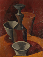 Pablo Picasso. Cans and bowls
