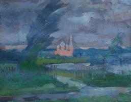 Mikhail Gordeevich Deregus. Untitled