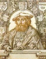 Ян Госсарт. Портрет Кристиана II короля Дании