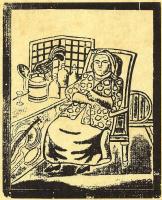 Карл Густав Берлинг. Сидящая женщина