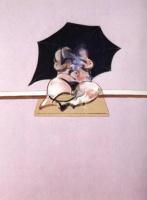 Фрэнсис Бэкон. Триптих эскиз человеческого тела. Средняя часть