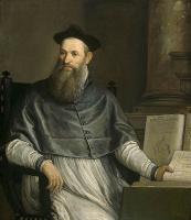Паоло Веронезе. Портрет Даниэля Барбаро