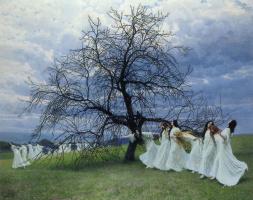 Максимилиан Ленц. Песня весны