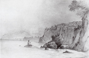 Ivan Aivazovsky. Sorrento