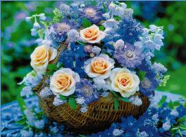 Саймон Кейн. Цветы
