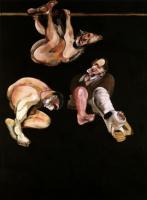 Фрэнсис Бэкон. Три этюда образуют человеческий организм