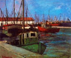 Бенджамин Паленсия. Порт