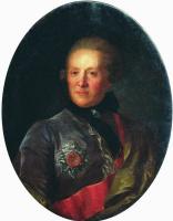 Федор Степанович Рокотов. Портрет А.П. Сумарокова