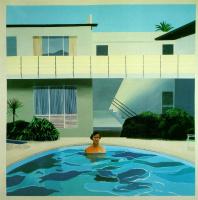 David Hockney. Nick Wilder