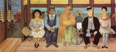 Фрида Кало. Автобус