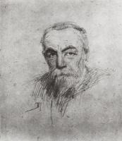 Василий Дмитриевич Поленов. Автопортрет