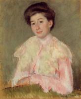Мэри Кассат. Портрет дамы