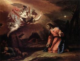Себастьяно Риччи. Иисус и чаша