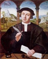 Квентин Массейс. Портрет нотариуса