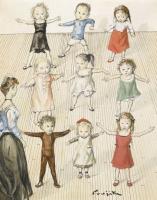 Цугухару Фудзита ( Леонар Фужита ). Children