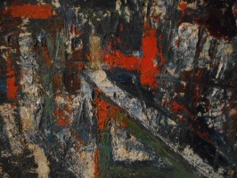 Nino Archilovna Givishvili. Abstraction.