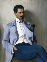 Николай Петрович Богданов-Бельский. К.А. Горчаков