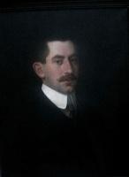 Юдель Пэн. Портрет молодого человека