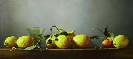 Сергей Витальевич Тепляков. Лимоны на полке