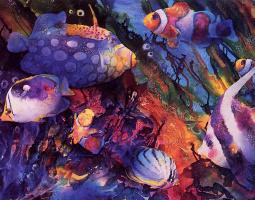 Мин Ма. Морской сад