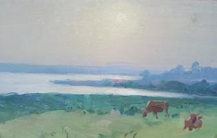 David Pilko. In the meadow