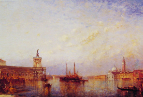 Феликс Зием. Слава Венеции