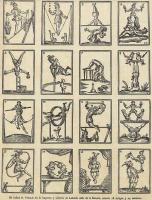 Бальтасар Таламантес. Таблица с циркачами и фокусниками