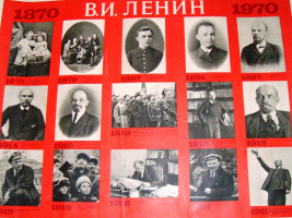 Editor. V.I. Lenin 1870-1970