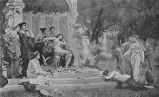 Генриетта Рей. Поклонение
