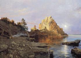Александр Павлович Афонин. Озеро Байкал