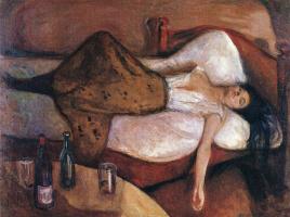Edward Munch. Next day