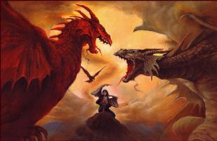 Ли Мин. Мерлин и драконы
