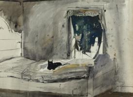 Спальня Кристины