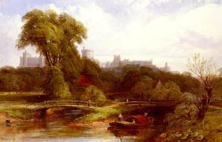 Томас Кресвик. Виндзорский замок