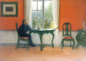Carl Larsson. Required reading