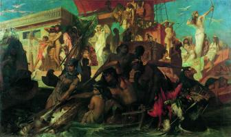 Охота Клеопатры на Ниле