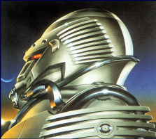 Крис Мур. Робот из будущего