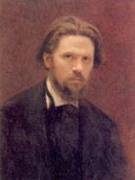 Иван Николаевич Крамской. Автопортрет