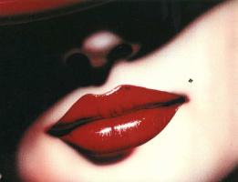 Алан Сагуез. Красные губы