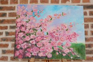 Julia Boyarko. Cherry Blossom